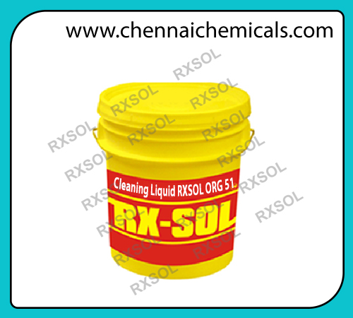 Cleaning Liquid RXSOL ORG 51