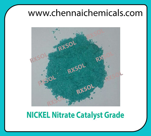 NICKEL Nitrate Catalyst Grade